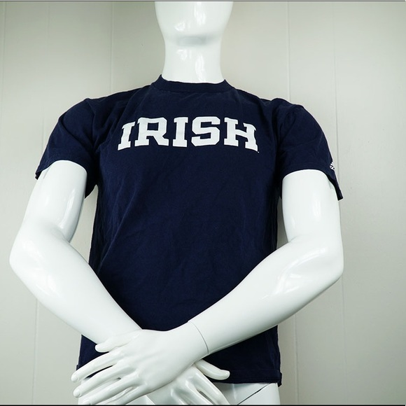 adidas Other - Adidas Notre Dame T-Shirt